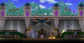 Terraria journeys end release date