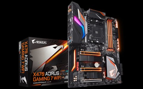 Gigabyte X470 Aorus Gaming 7 Wifi Review Am4 Grows Up Tom S Hardware Tom S Hardware
