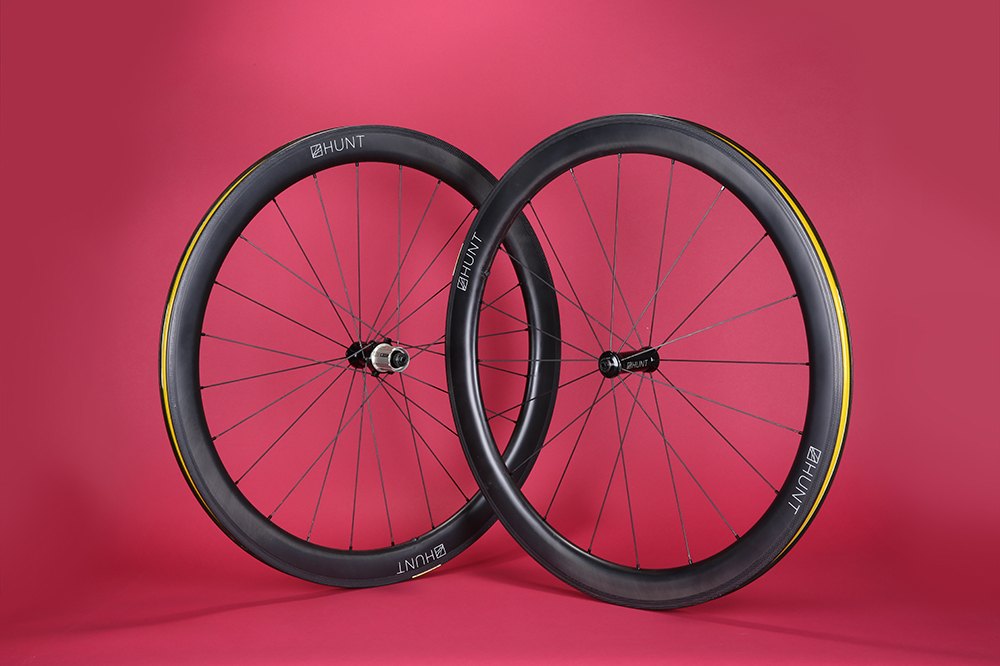 Hunt 50 Carbon Wide Aero wheelset