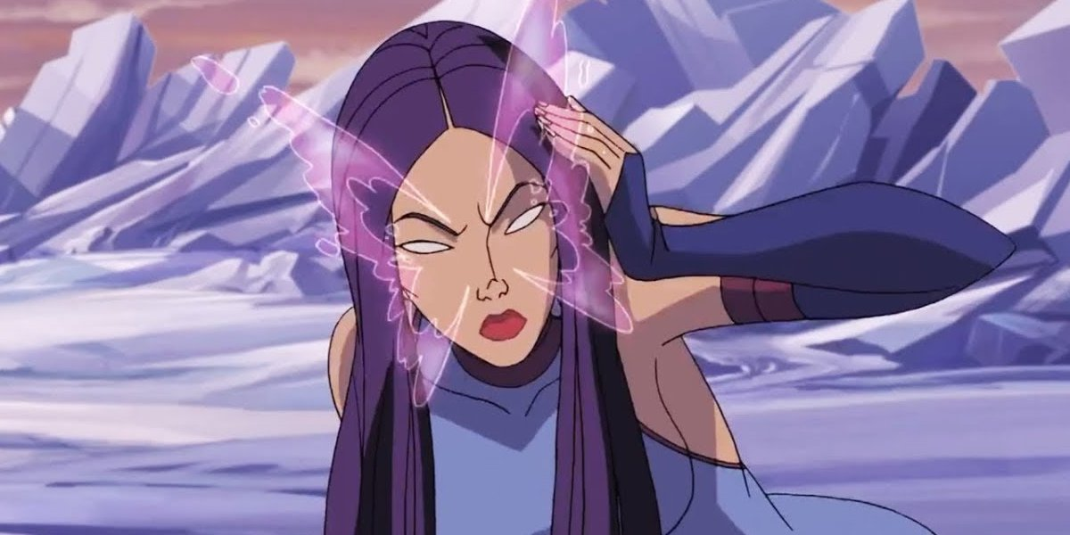 Psylocke on Wolverine and the X-Men