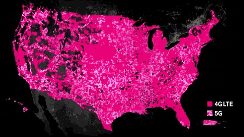 T-Mobile has shown just how fast 5G is by launching its new network four days early