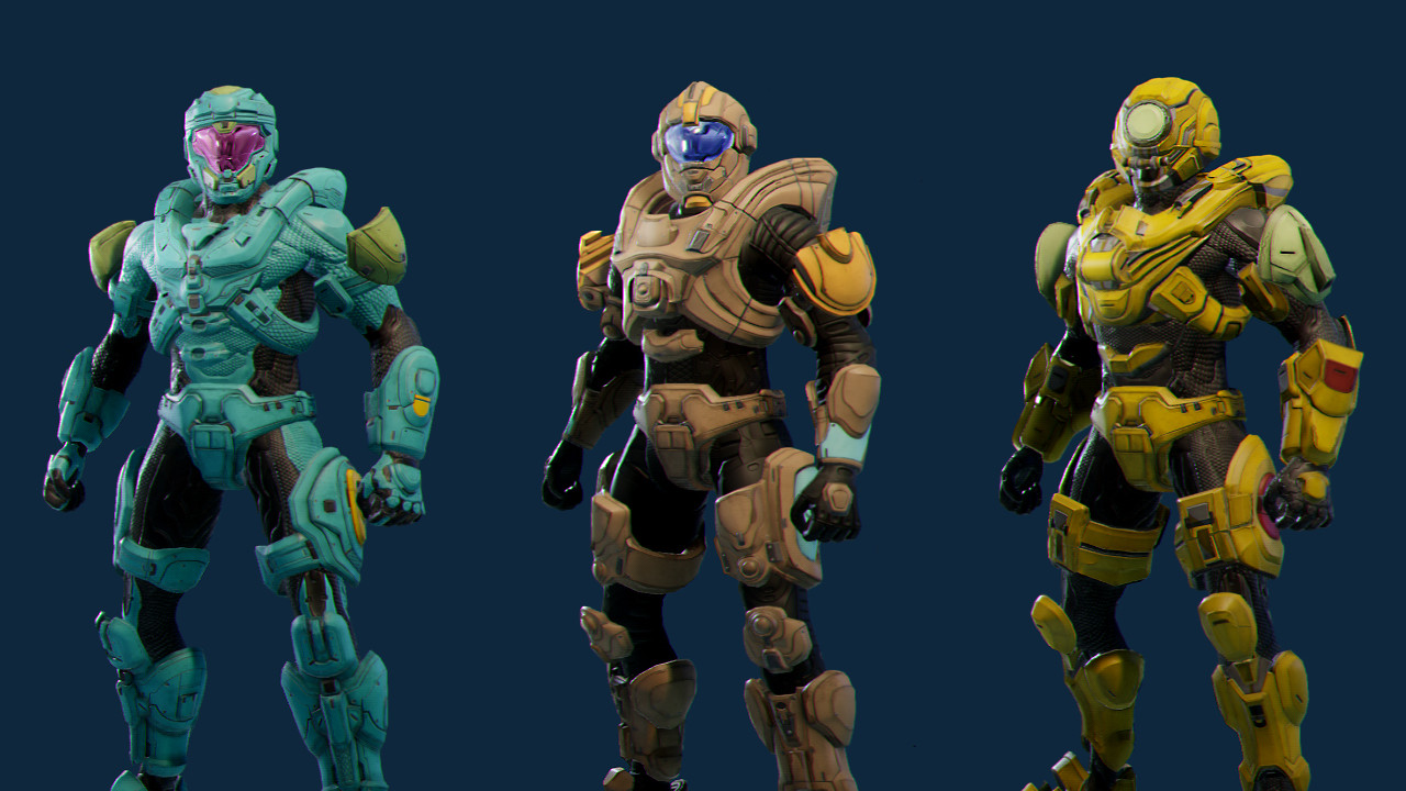 Halo 3 is getting new armour for the first time in over a decade