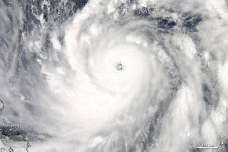 Super Typhoon Sanba
