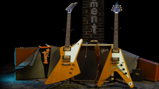 Gibson Flying and Explorer