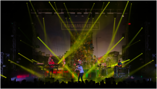 CAST Software Previsualization for Rudimental Tour