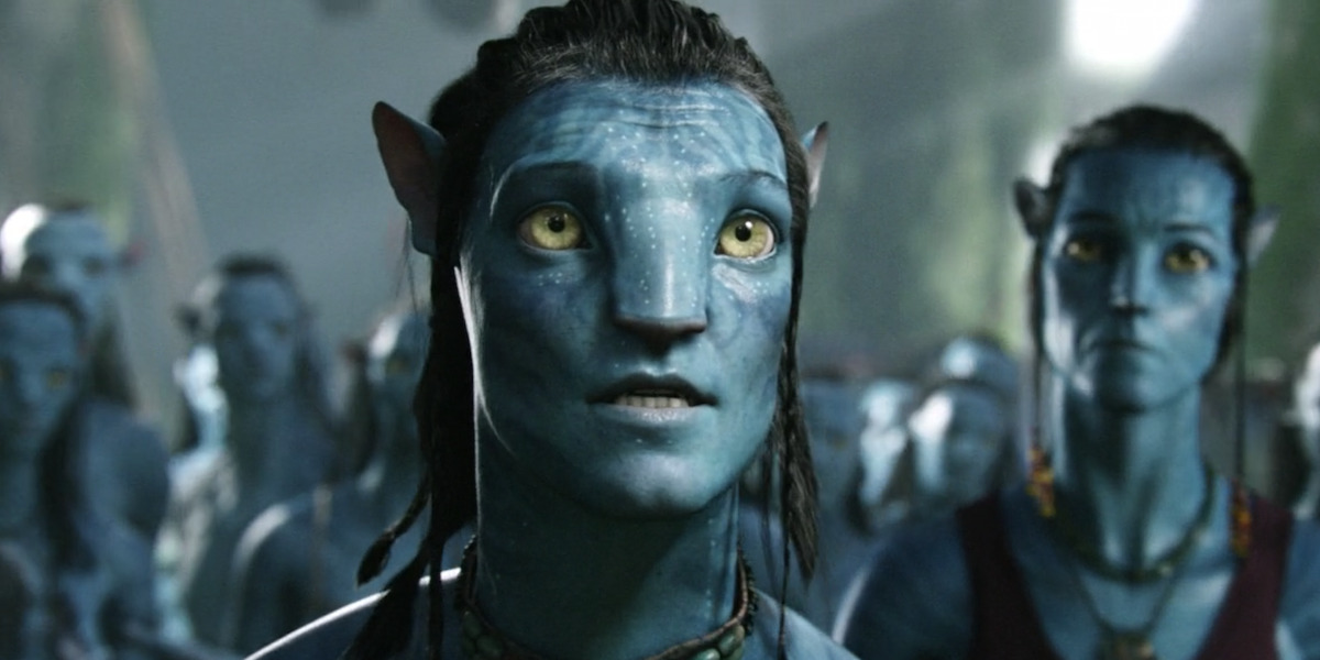 Avatar 2 Image Reveals Gorgeous New Setting
