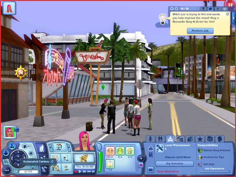 The Sims 3 Showtime Expansion Pack Review: Music, Magic And Acrobatics #21038