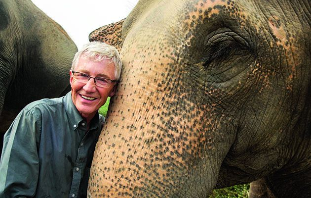 Paul O'Grady heads to India to meet rescue animals in a two-part series