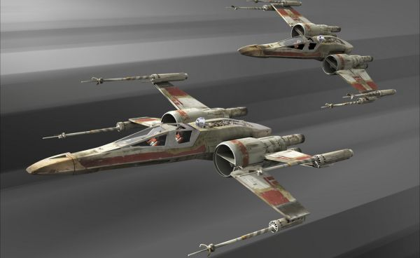 Image result for two seat x-wing