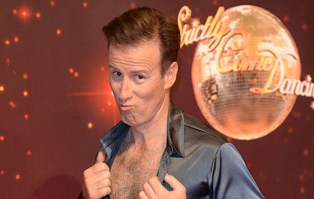 strictly come dancing, anton du beke
