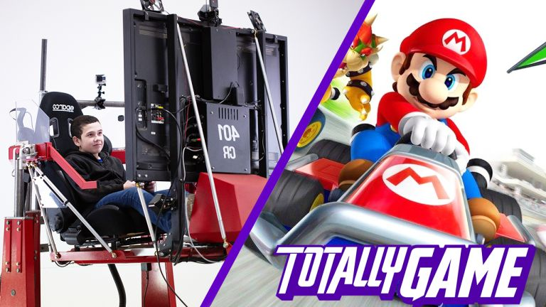 Nintendo Switch Pro Mario Kart