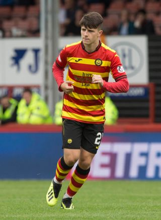 Partick Thistle v Celtic – Betfed Cup – Second Round – Energy Check Stadium at Firhill