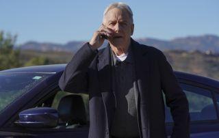 Pictured: Mark Harmon as NCIS Special Agent Leroy Jethro Gibbs