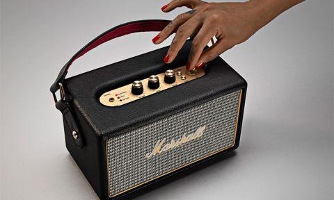 Markshall Kilburn Review - Bluetooth Speaker – Tom's Guide