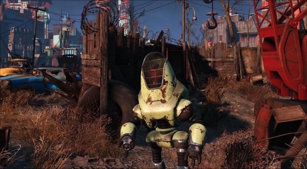 Fallout 4's Install Size Revealed