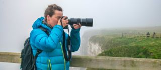 A day in the life of wildlife photographer Tesni Ward hero shot