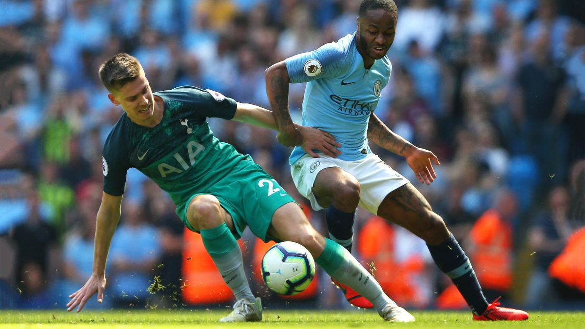 How to Watch the Man City vs. Tottenham Live Stream: Kickoff Times, Viewing Options