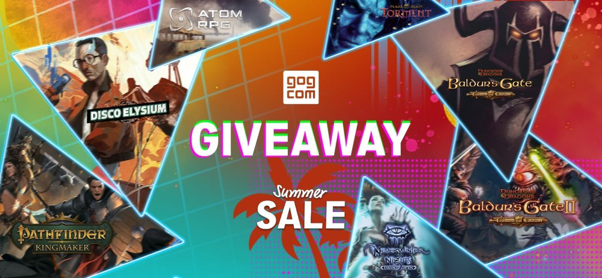 Here's your chance to win a huge RPG bundle over on the PC Gamer forums