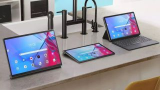 Lenovo announces five new Android tablets