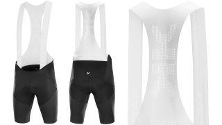 Katusha Superlight Grid Bib Shorts