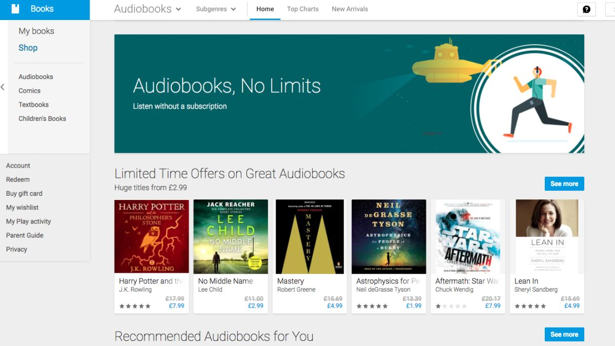Best audiobook sites 2019: easy listening at home or on the move