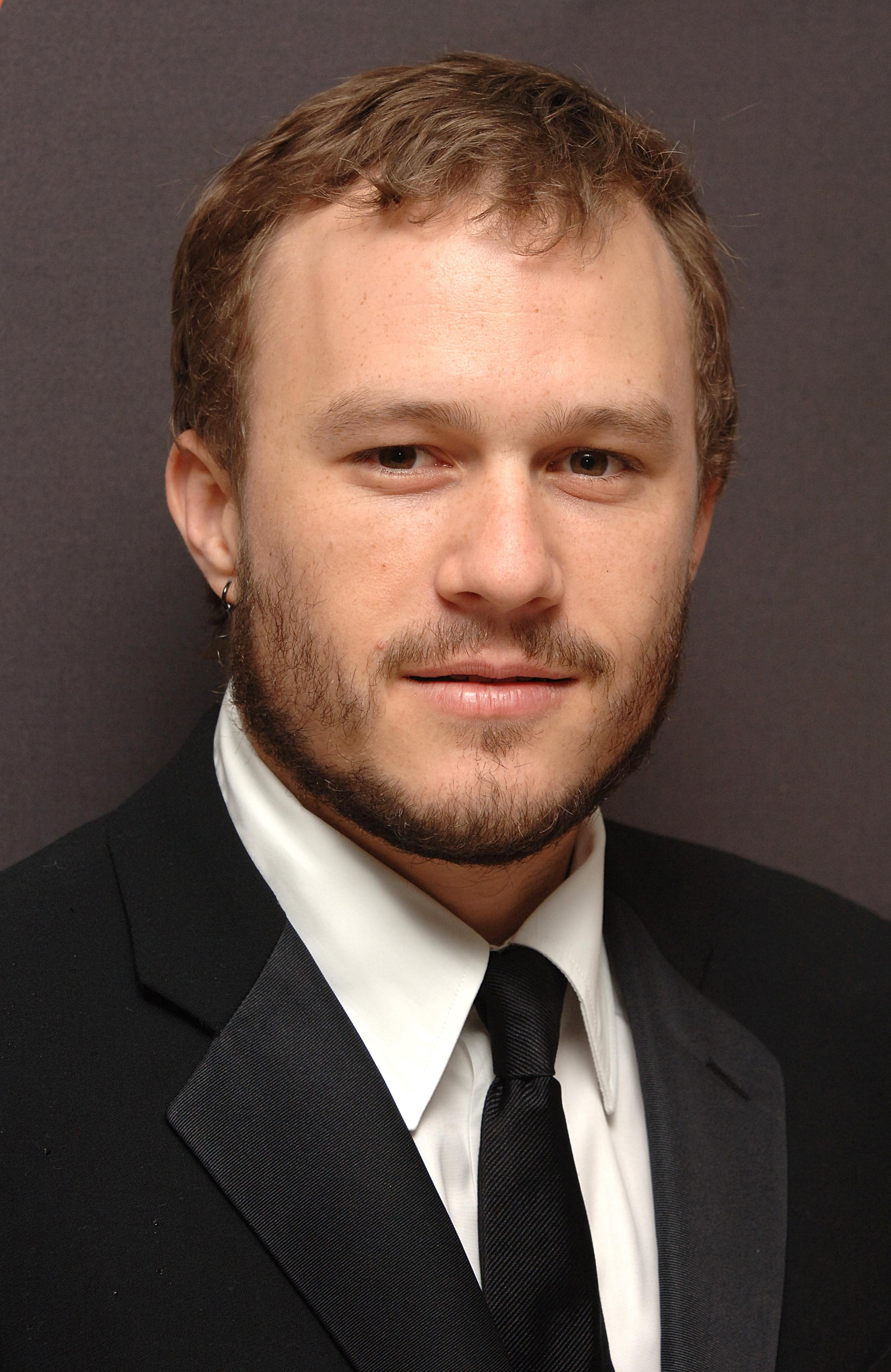 Stars pay tribute to Heath Ledger (+ PHOTOS)