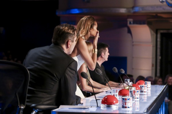 The BGT judges were shocked (SYCO/THAMES TV)