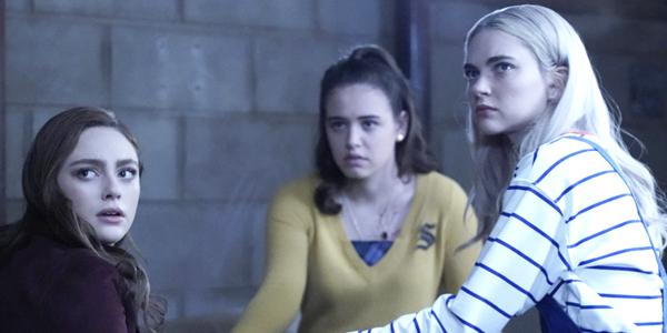 Legacies Season 1 Hope Mikaelson Josie and Lizzie Saltzman The CW