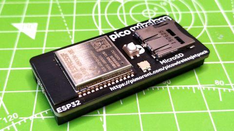 Pimoroni Pico Wireless