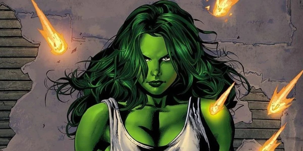 Jennifer Walters is She-Hulk