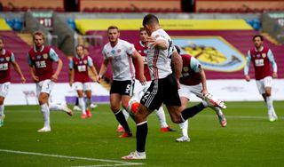 Burnley v Sheffield United – Premier League – Turf Moor