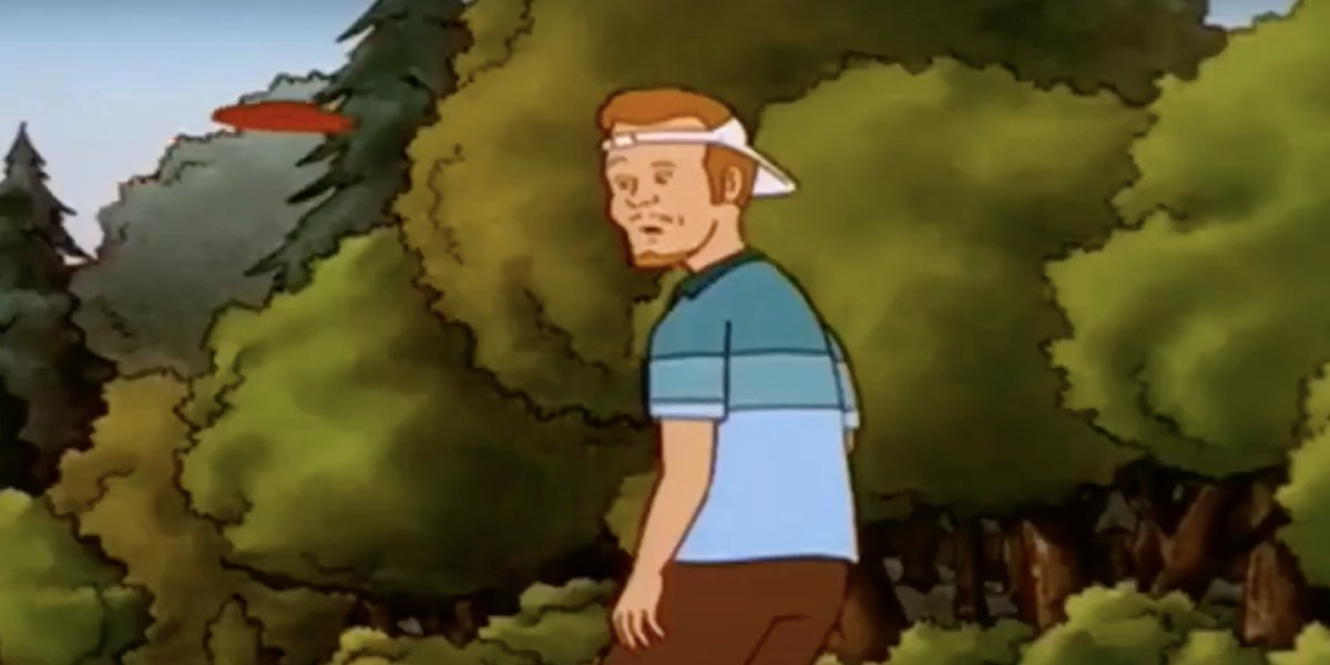 Nathan Fillion on King of the Hill