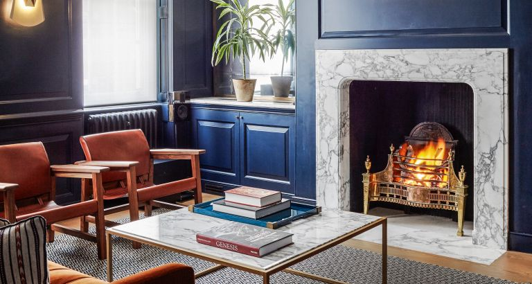 Fireplace ideas for living rooms