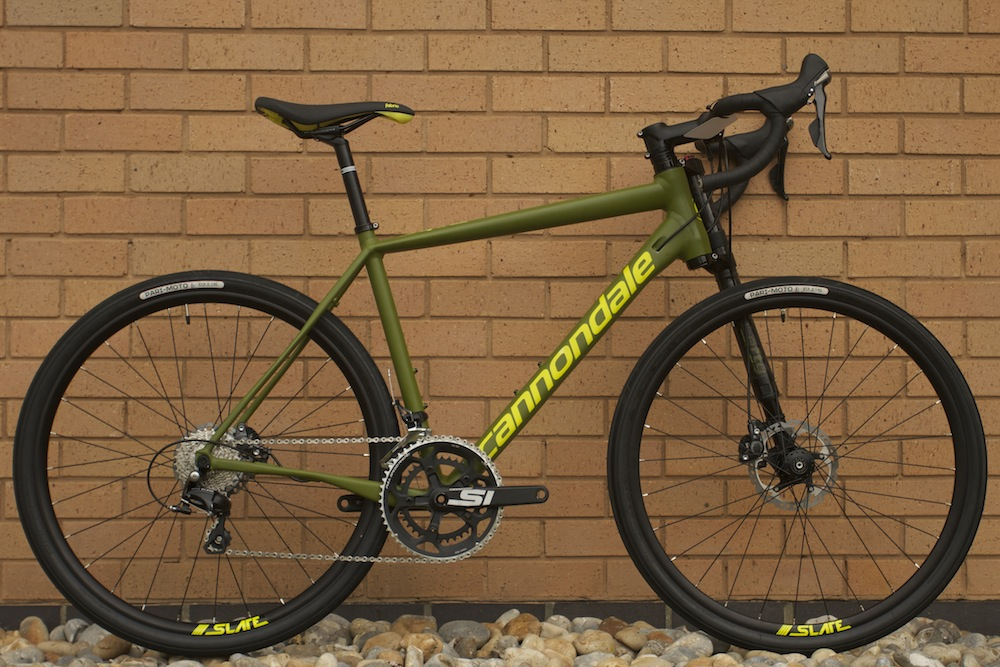 c52d60affbd Cannondale Slate gravel bike prices and specs revealed (video ...