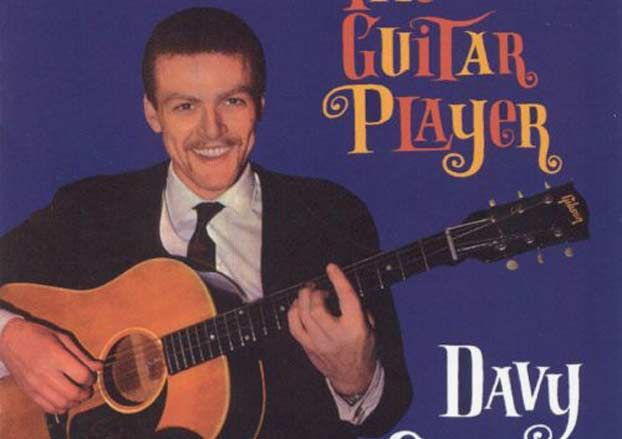 How to Play Like DADGAD Pioneer Davey Graham