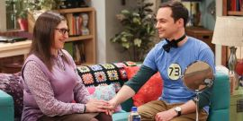 One Thing The Big Bang Theory's Jim Parsons And Mayim Bialik Have In Common That Made Working Together Great