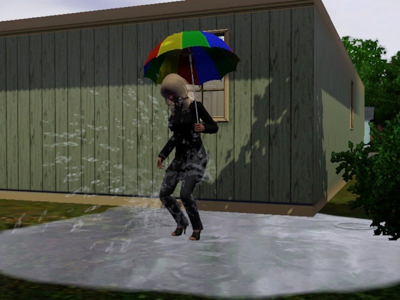 The Sims 3 Seasons Brings Weather And Festivals To The Sims World #25036