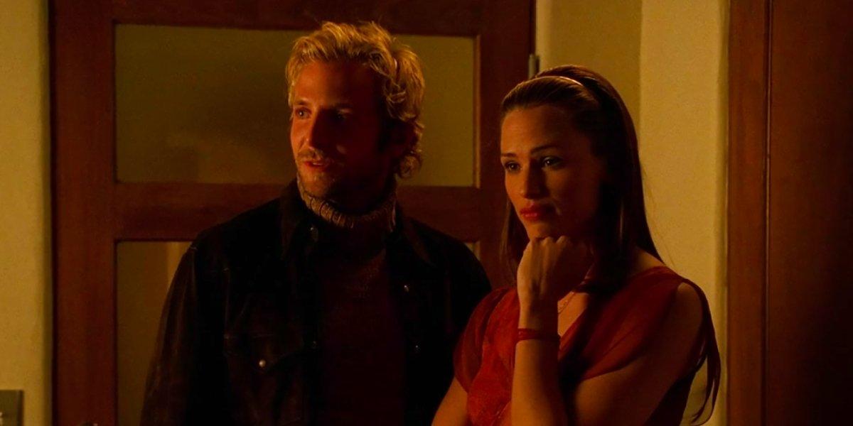 Bradley Cooper and Jennifer Garner on Alias