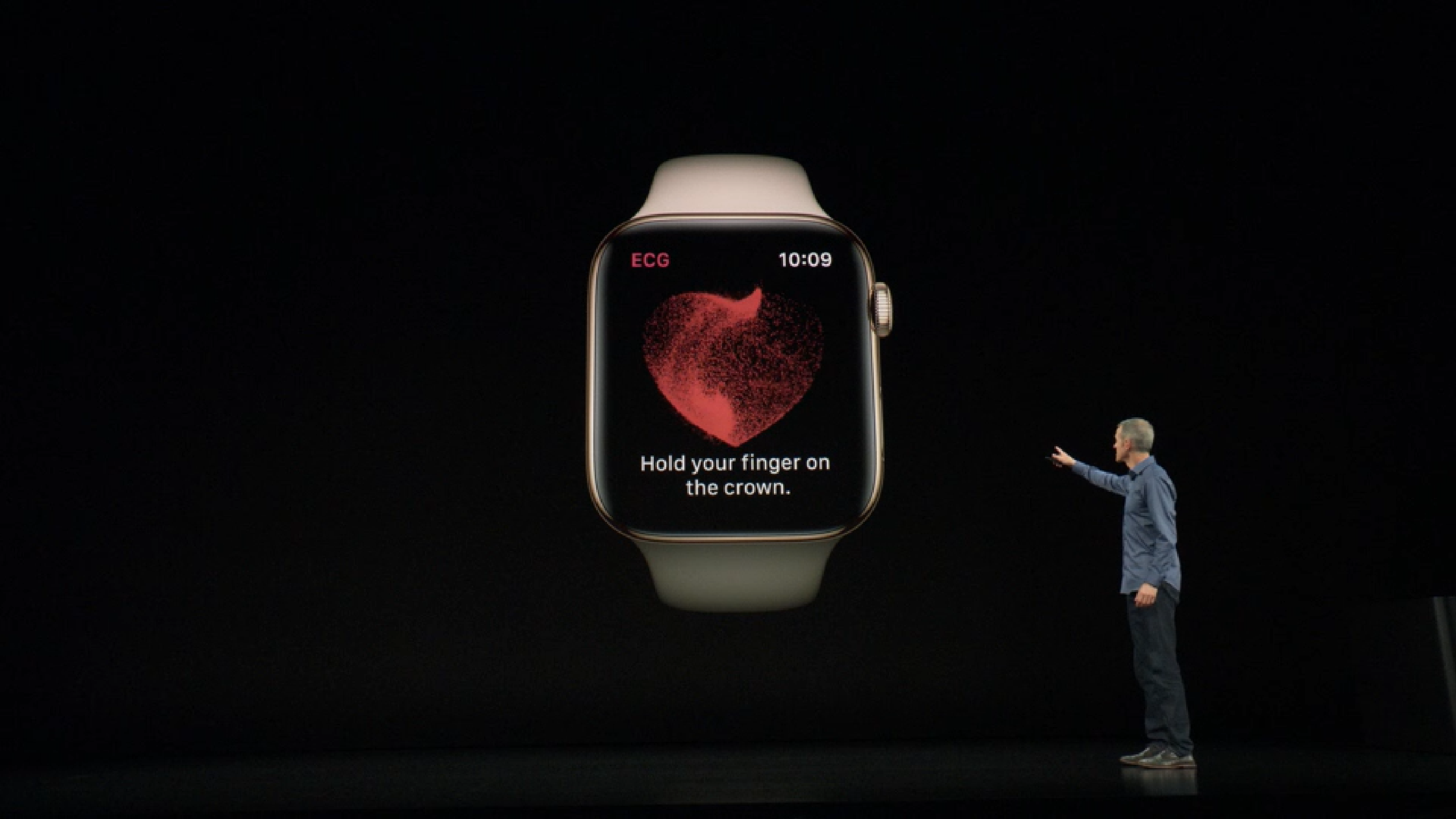 Apple Watch ECG: how to take an electrocardiogram with your