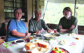 Nigel's adventures continue in Turkey, where he samples its varied cuisine and diverse culture.