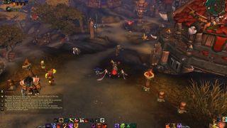 World of Warcraft Horde City