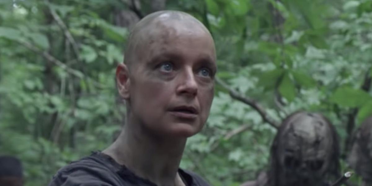 Samantha Morton in The Walking Dead