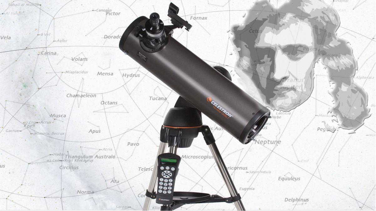 Save 33% on Celestron's NexStar 130SLT telescope for Prime Day