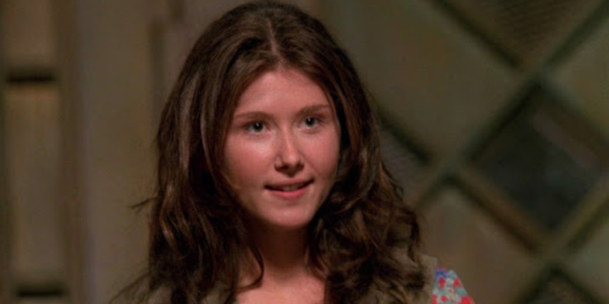 Jewel Staite in Firefly