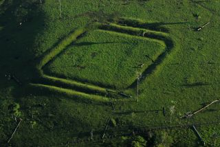 amazon geoglyphs