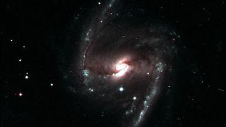 Supernova SN 2012fr
