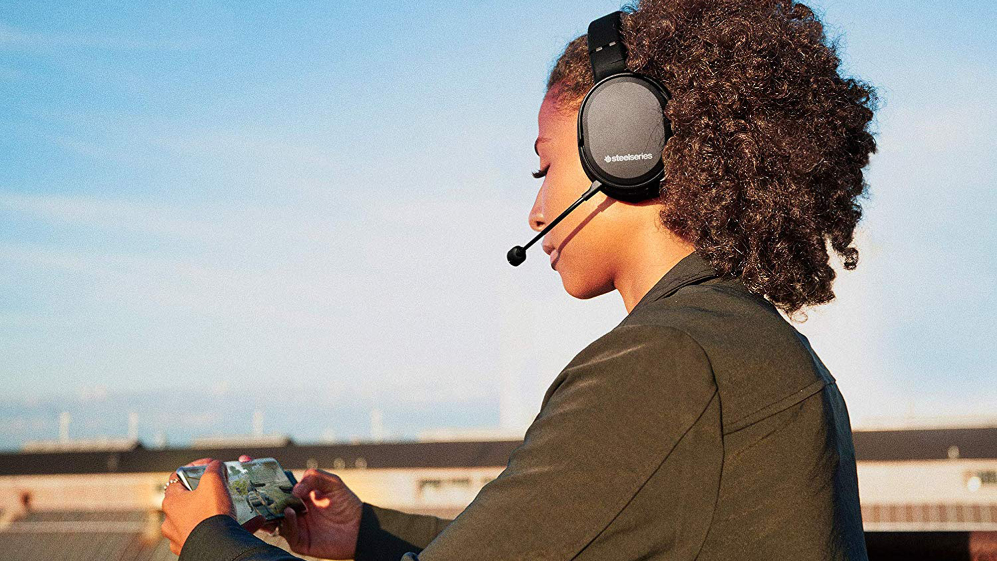 Best wireless gaming headsets: SteelSeries Arctis 1 Wireless