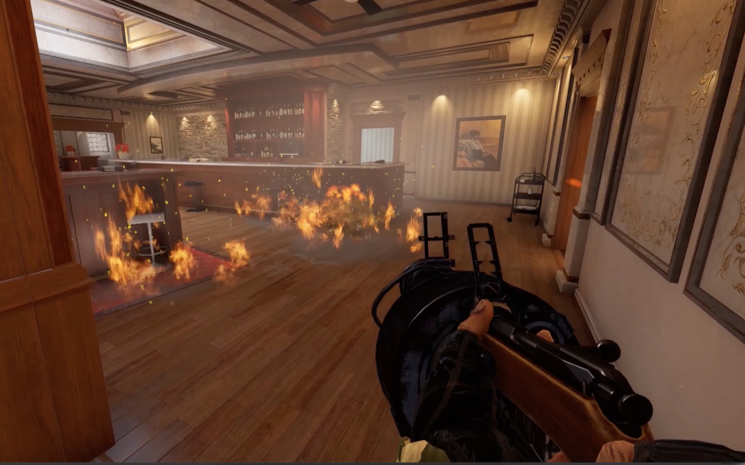 Rainbow Six Siege S Worst Operator Is Getting A Flame Grenade
