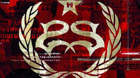 Cover art for Stone Sour - Hydrograd album