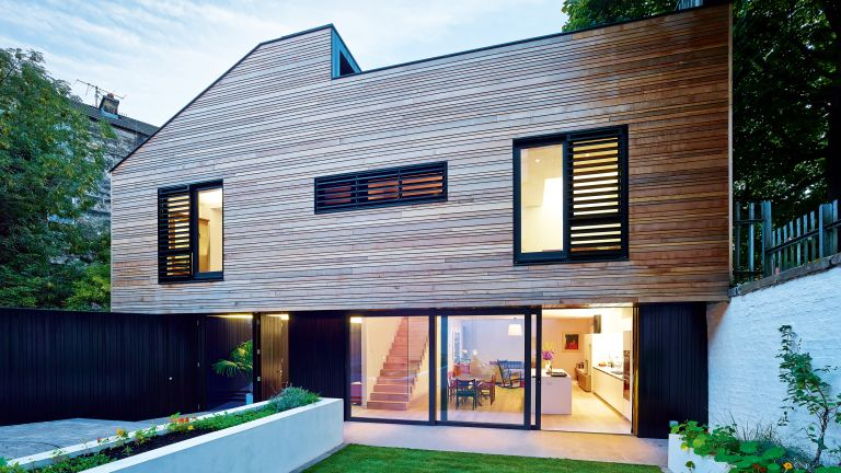 The ultimate guide to exterior cladding and render real - Exterior wall finishes materials ...